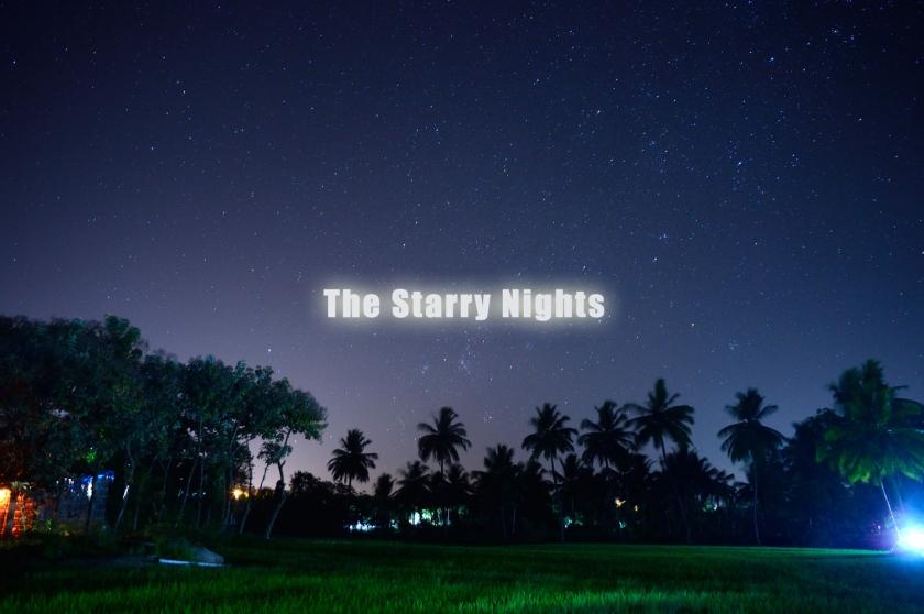 55 starry nights